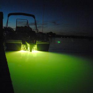 UW on Boat 5
